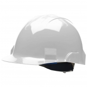 Bullard VTWHP Vector Type II Hard Hat - Ratchet Suspension - White