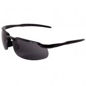 Bullhead BH1063R Swordfish Safety Glasses - Black Frame - Smoke Bifocal Lens