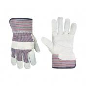 CLC 2046 Economy Safety Cuff Work Gloves - 6-Pack