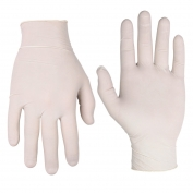 CLC 2318 Latex Disposable Gloves - Non-Powdered - 100/Box