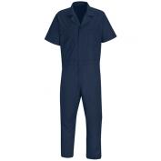 Red Kap Speedsuit - Short Sleeve - Navy