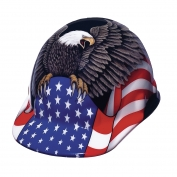 Fibre-Metal Spirit of America Hard Hat