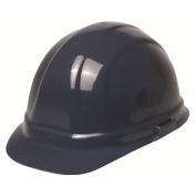 ERB 19993 Omega II Hard Hat - 6-Point Ratchet Suspension - Dark Blue