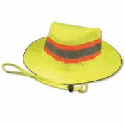 ERB S230 Two-Tone Ranger Hat - Yellow/Lime
