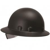 Fibre Metal P1AW Full Brim Roughneck Hard Hat - TabLok Suspension - Black