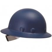 Fibre Metal P1AW Full Brim Roughneck Hard Hat - TabLok Suspension - Blue