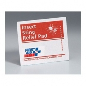 Insect Sting Relief Pad 50 per box