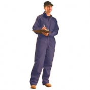 OccuNomix Indura FRC Navy Blue 9 oz Flame Resistant Coveralls