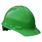 Radians GHR4 Granite Hard Hat - 4-Point Ratchet Suspension - Green