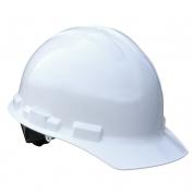 Radians GHR4 Granite Hard Hat - 4-Point Ratchet Suspension - White