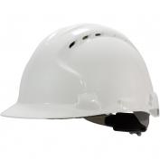 JSP MK8 Evolution ANSI Type II Vented Hard Hat - White