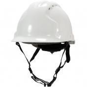 JSP MK8 Evolution Linesman ANSI Type II Vented Hard Hat - White