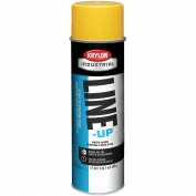 Krylon K08306 Line-Up Athletic Field Striping Paint - Athletic Yellow