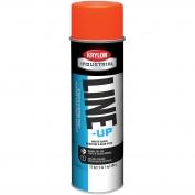 Krylon K08314 Line-Up Athletic Field Striping Paint - Athletic Fluorescent Orange