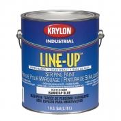 Krylon Line-Up Bulk Water Based Pavement Striping Paint - 4-1 Gallon Pails - Parking Lot Blue