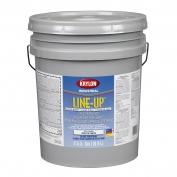 Krylon K51130404 Line-Up Bulk Athletic Field Marking Paint - White - Ready to Use