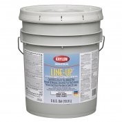 Krylon K52137249 Line-Up Bulk Athletic Field Marking Paint - Bright White - Concentrated