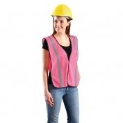 OccuNomix LUX-XSBML Non-ANSI Women\\\'s Safety Vest - Pink