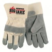 Memphis 1700 Big Jake Leather Palm Gloves - 2.75\\\