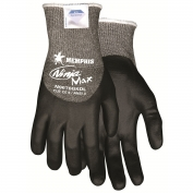 Memphis N9676GKD Ninja Max Gloves - 10 Gauge Dyneema/Synthetic Shell - Bi-Polymer Coating