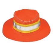 ML Kishigo 2825 Full Brim Safari Hat - Orange - Large/XL
