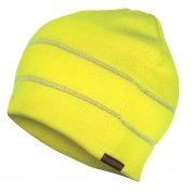ML Kishigo 2826 High-Viz Knit Beanie - Yellow/Lime