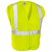 ML Kishigo F300 Economy Series FR Safety Vest - Yellow/Lime