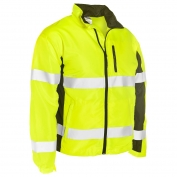 ML Kishigo WB100 Black Series Windbreaker - Yellow/Lime