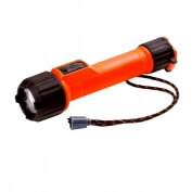 Energizer Intrinsically Safe Mine Safety 2AA LED Flashlight