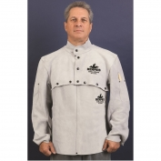 Memphis 38100MW Welding Cape Sleeves with Open Back