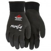 Memphis N9690FC Ninja Ice HPT Gloves - 15 Gauge Nylon Shell - HPT Foam Full Coating