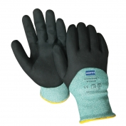 North Safety NFD35X Northflex Oil Grip Gloves - Dyneema Shell - Green - 3/4 Hand Dip