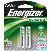 Energizer Rechargeable AAA Batteries 2-pack