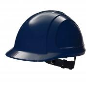 Honeywell N10080000 North Zone Hard Hat - Quick-Fit Suspension - Navy Blue