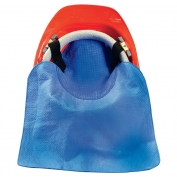 OccuNomix 932 MiraCool PVA Hard Hat Pad with Shade - Blue