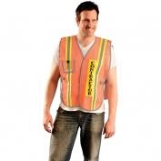 OK-1 CONTRACT Non-ANSI Value Mesh Contractor Vest - Orange