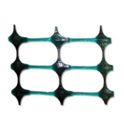 Resinet Oriented Crowd Control Fence - Green- 4 ft x 100 ft