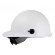 Fibre Metal P2AQSW Roughneck Hard Hat - Quick-Lok - SwingStrap Suspension - White