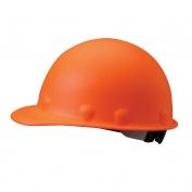 Fibre Metal P2ARW Roughneck Hard Hat - Ratchet Suspension - Orange