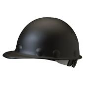 Fibre Metal P2HNRW Roughneck High Heat Hard Hat - Ratchet Suspension - Black