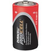 Duracell PROCELL Alkaline Batteries, D Size - 12 Batteries