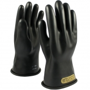PIP 150-00-11 Novax Class 00 Rubber Insulating Gloves with Straight Cuff - 11\\\