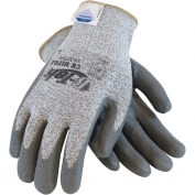 PIP 19-D750 G-Tek CR Ultra Seamless Knit Spun Dyneema/Nylon Gloves - Nitrile Coated Smooth Grip on Palms & Fingers