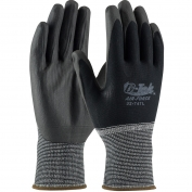 PIP 32-747 G-Tek Air Force Seamless Knit Nylon Gloves - Air-Infused PVC Coating on Palm & Fingers