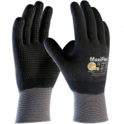 PIP 34-846 MaxiFlex Endurance Seamless Knit Nylon Gloves with Nitrile Coated on Full Hand - Micro Dot Palm
