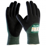 PIP 34-8753 MaxiFlex Cut Seamless Knit Gloves - Nitrile Coated Micro-Foam Grip on Palm, Fingers & Knuckles