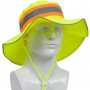 PIP 350-RANGER Two-Tone Ranger Hat - Yellow/Lime