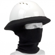 PIP 365-1505 Rib Knit Hard Hat Tube Liner - Full Face & Neck