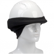 PIP 365-1510FR FR Rib Knit Hard Hat Tube Liner - Ears & Neck