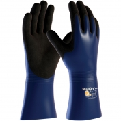 PIP 56-530 MaxiDry Plus Nitrile Coated Gloves - Nylon/Lycra Liner - Non-Slip Grip Palm & Fingers